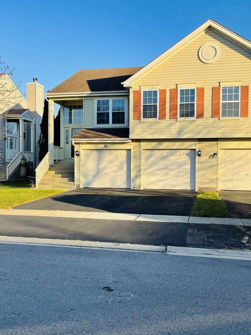 Photo of 65 Seton Creek Drive, Oswego, IL 60543 (MLS # 10942346)