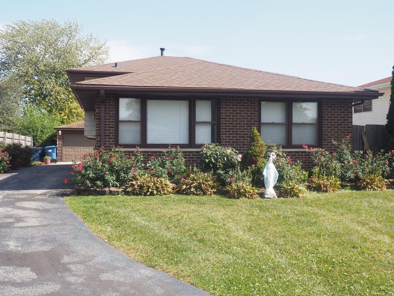 13633 Crestview Court, Crestwood, IL 60418 - #: 11229346