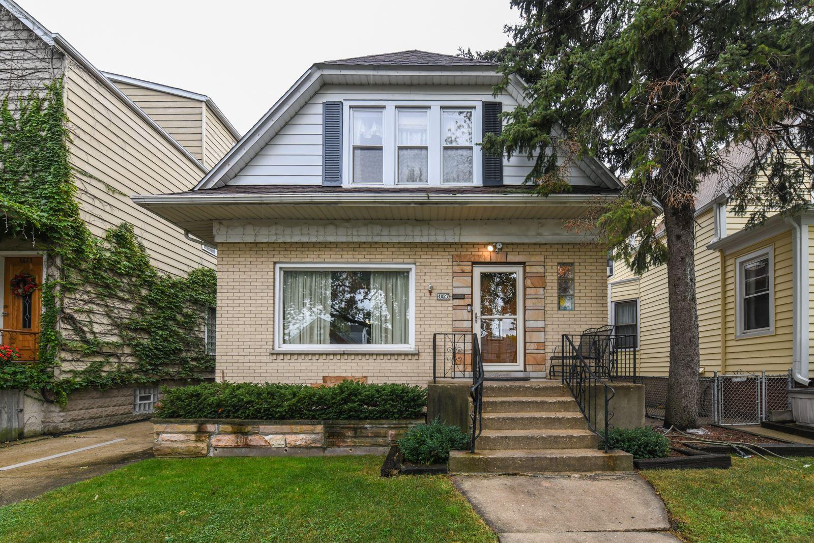 4827 W Waveland Avenue, Chicago, IL 60641 - #: 11228347