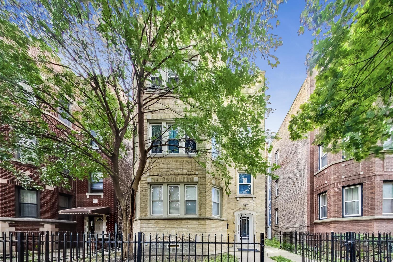 8113 S Drexel Avenue, Chicago, IL 60619 - #: 11236348