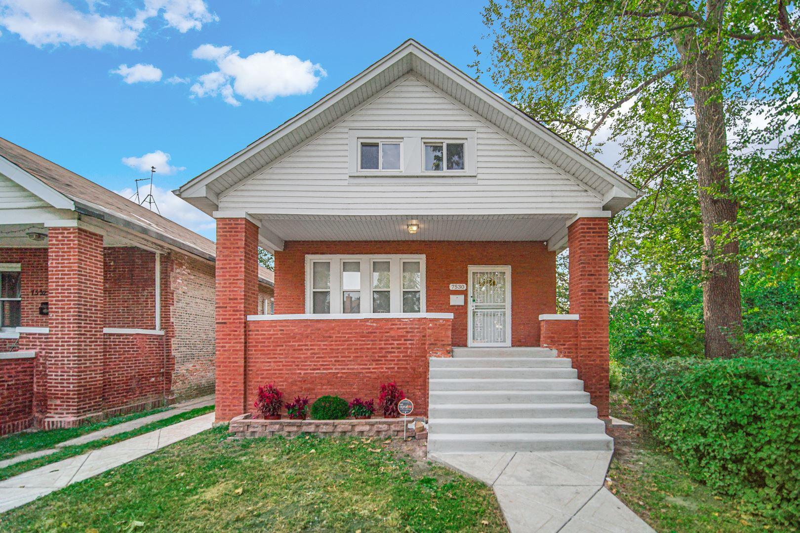 7530 S Oglesby Avenue, Chicago, IL 60649 - #: 11238349