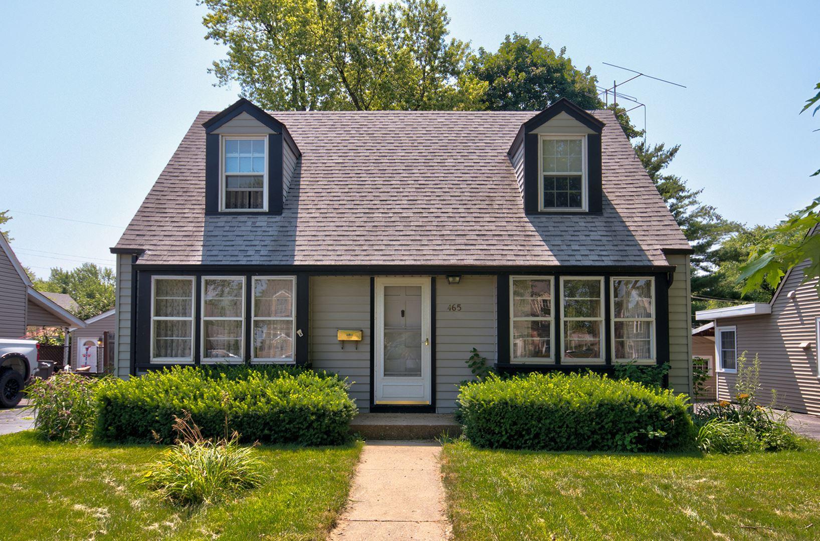 465 Miller Drive, Elgin, IL 60123 - #: 10773350
