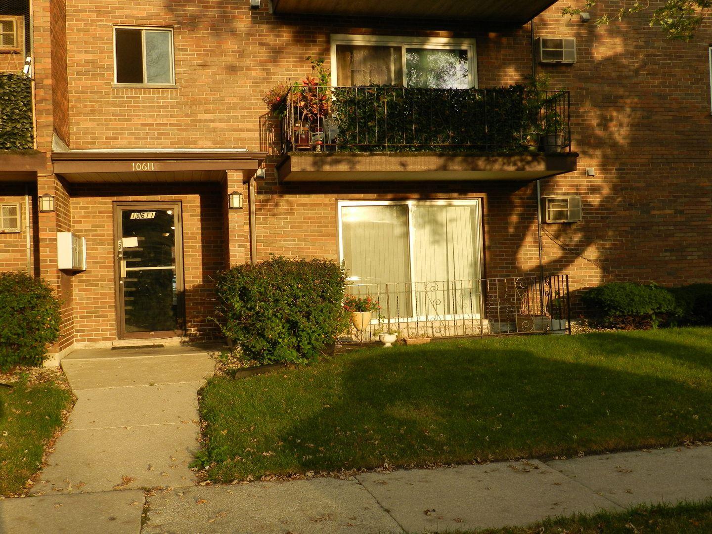 10611 Parkside Avenue #101, Chicago Ridge, IL 60415 - #: 11242351