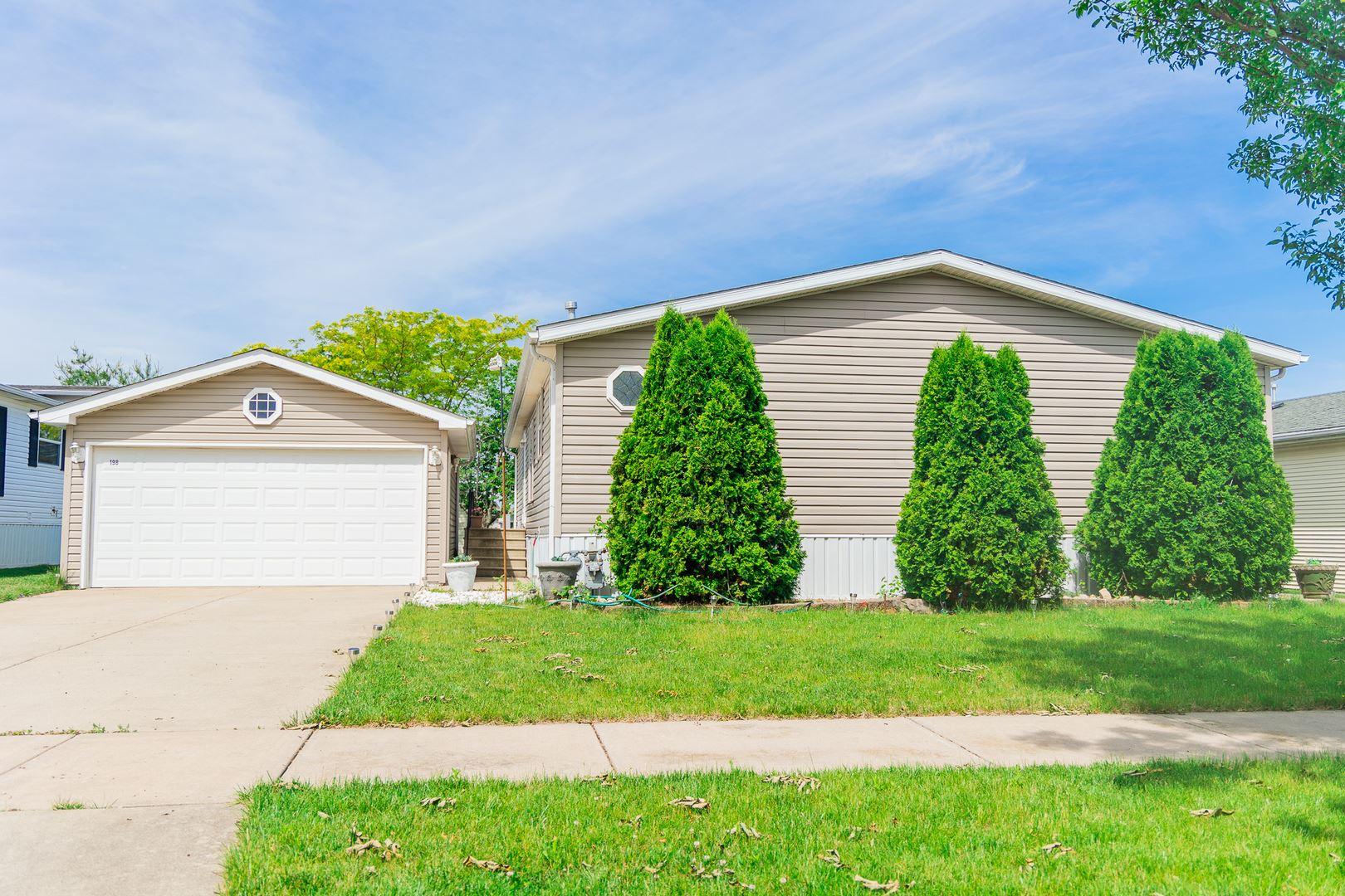 198 Begonia Drive, Matteson, IL 60443 - MLS#: 11113352