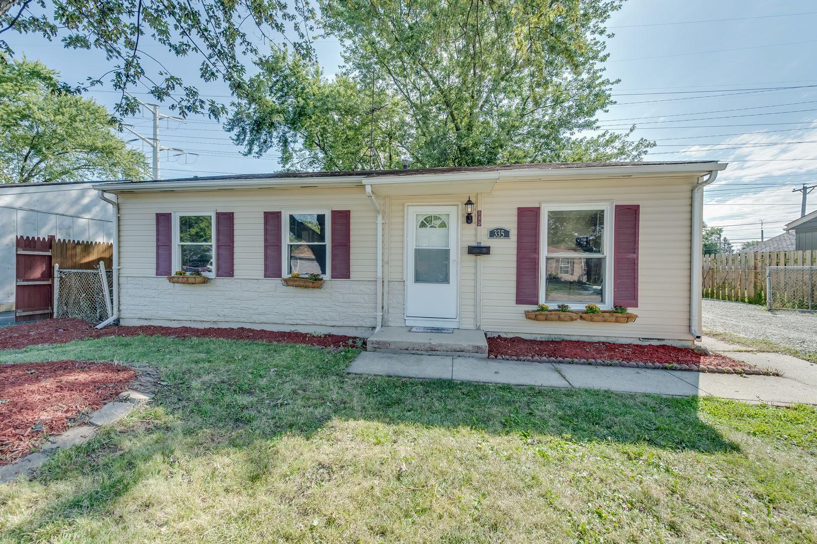 335 Macon Avenue, Romeoville, IL 60446 - #: 10724353