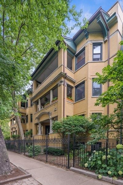 605 W Fullerton Parkway #1, Chicago, IL 60614 - #: 11227353
