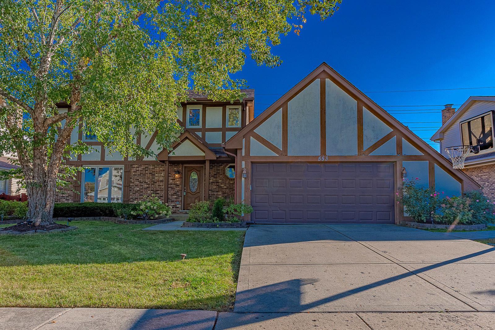 553 NORTHPORT Drive, Elk Grove Village, IL 60007 - #: 11251353