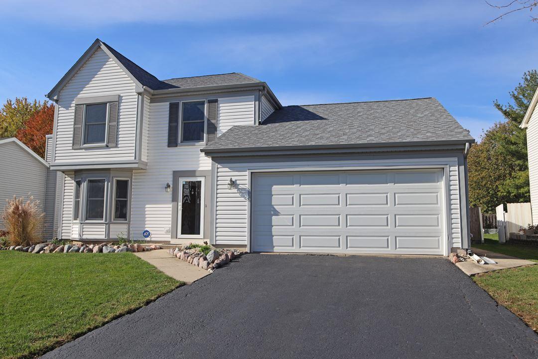 400 Barton Place, Carol Stream, IL 60188 - #: 11253353