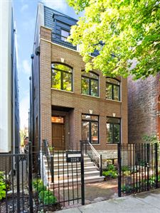 Photo of 2224 W LYNDALE Street, Chicago, IL 60647 (MLS # 10481354)