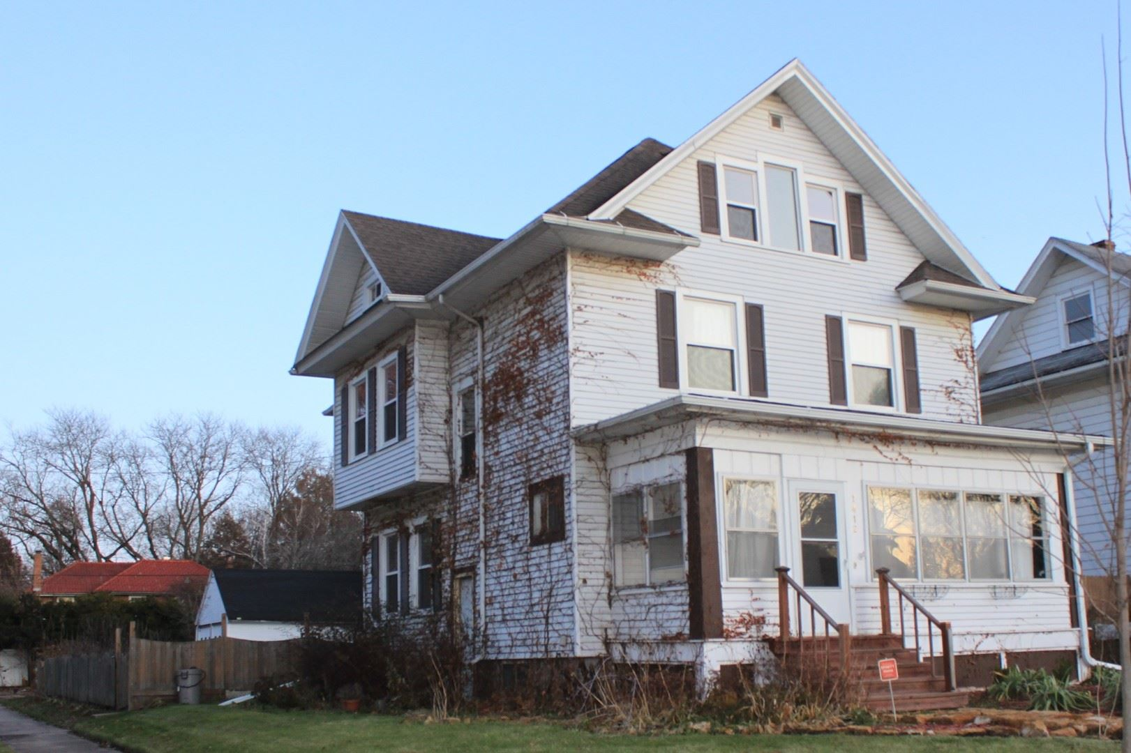 1412 Locust Street, Sterling, IL 61081 - #: 10720356