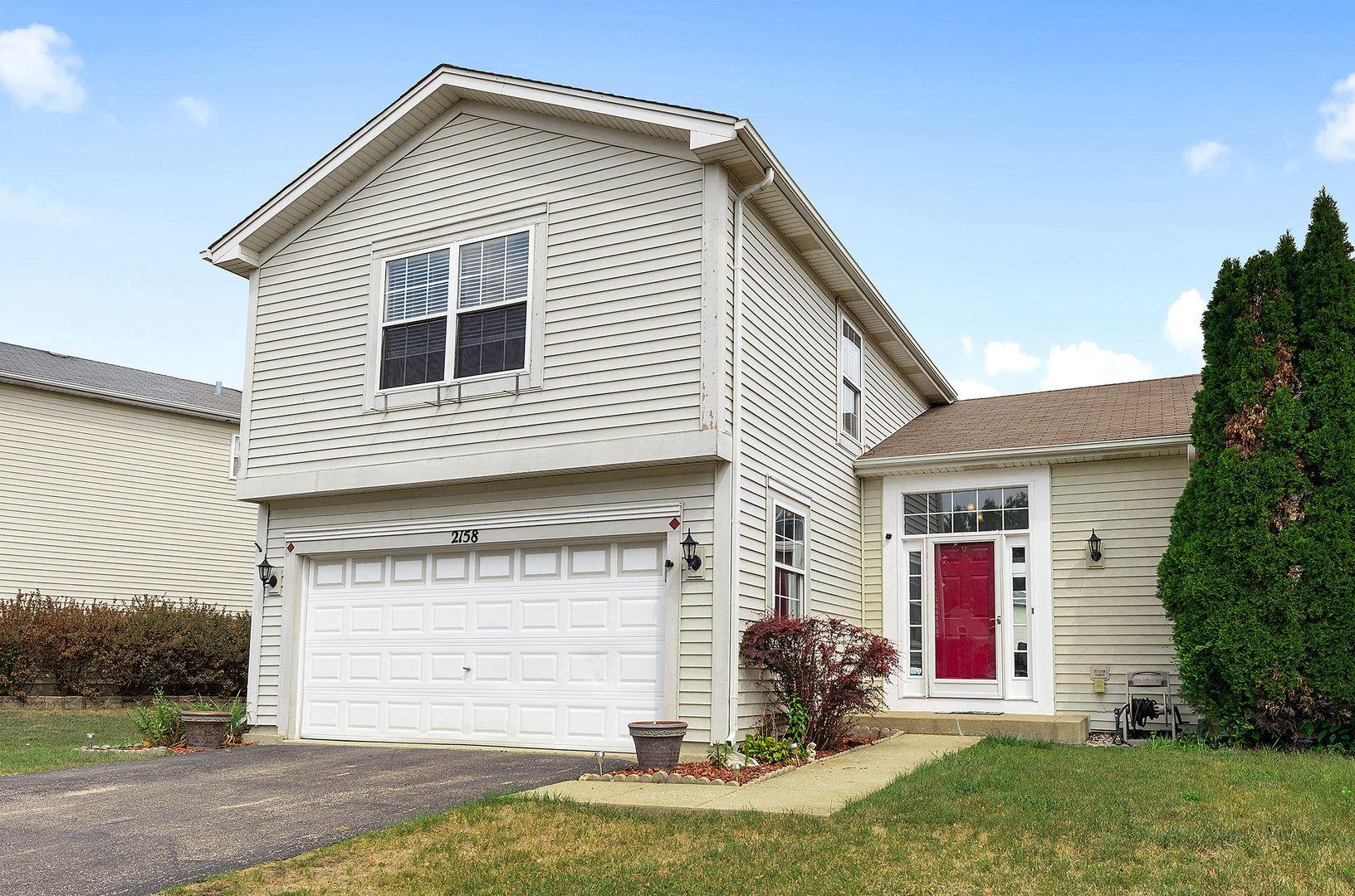 Photo of 2158 Carpenter Avenue, Plainfield, IL 60586 (MLS # 10918356)