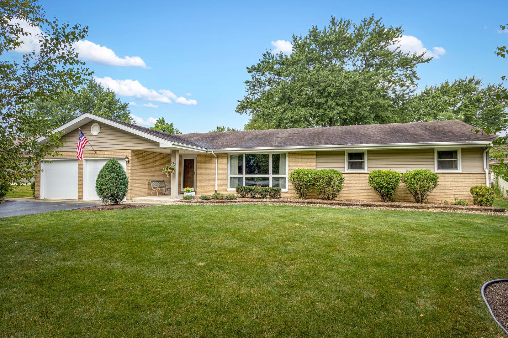 130 Sycamore Lane, Frankfort, IL 60423 - #: 10651357