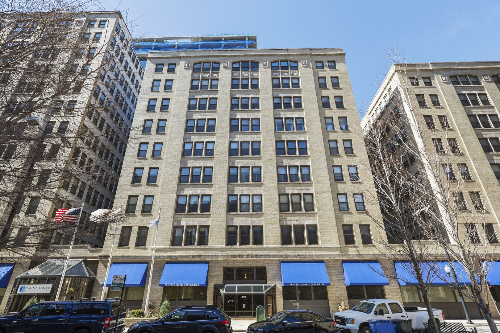 680 S FEDERAL Street #501, Chicago, IL 60605 - #: 10668357