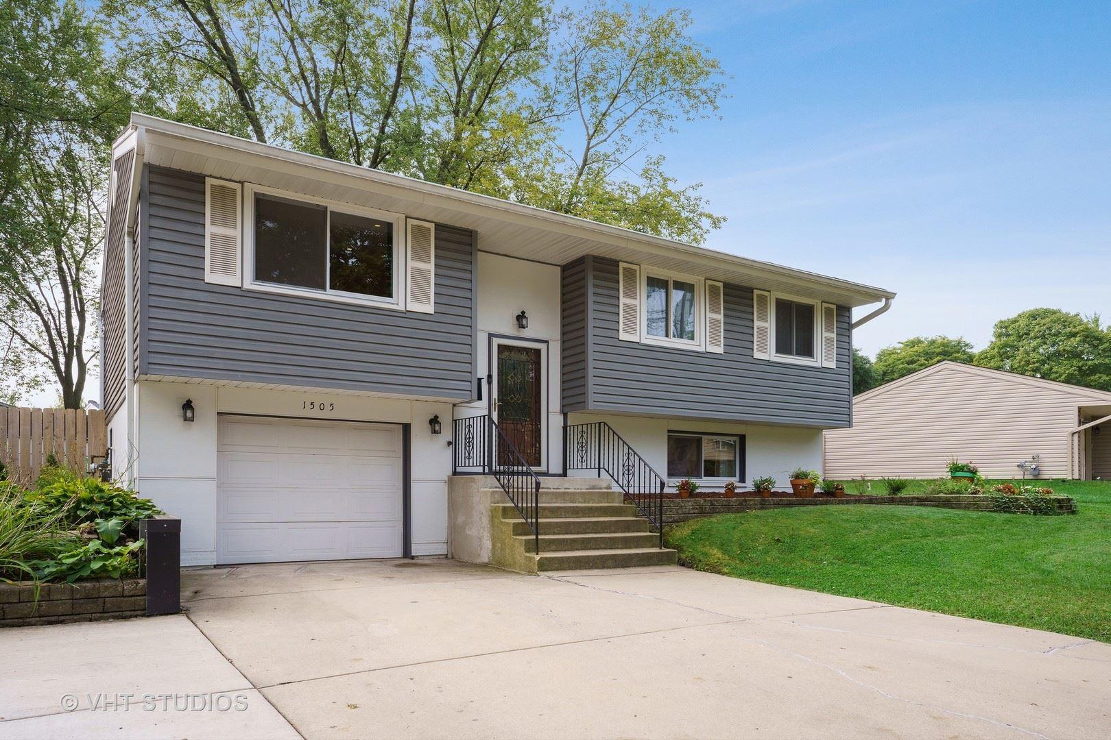 1505 Somerset Lane, Schaumburg, IL 60193 - #: 10859357