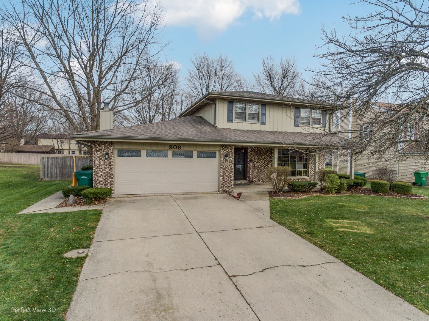 Photo of 908 Caprice Drive, Shorewood, IL 60404 (MLS # 10939357)