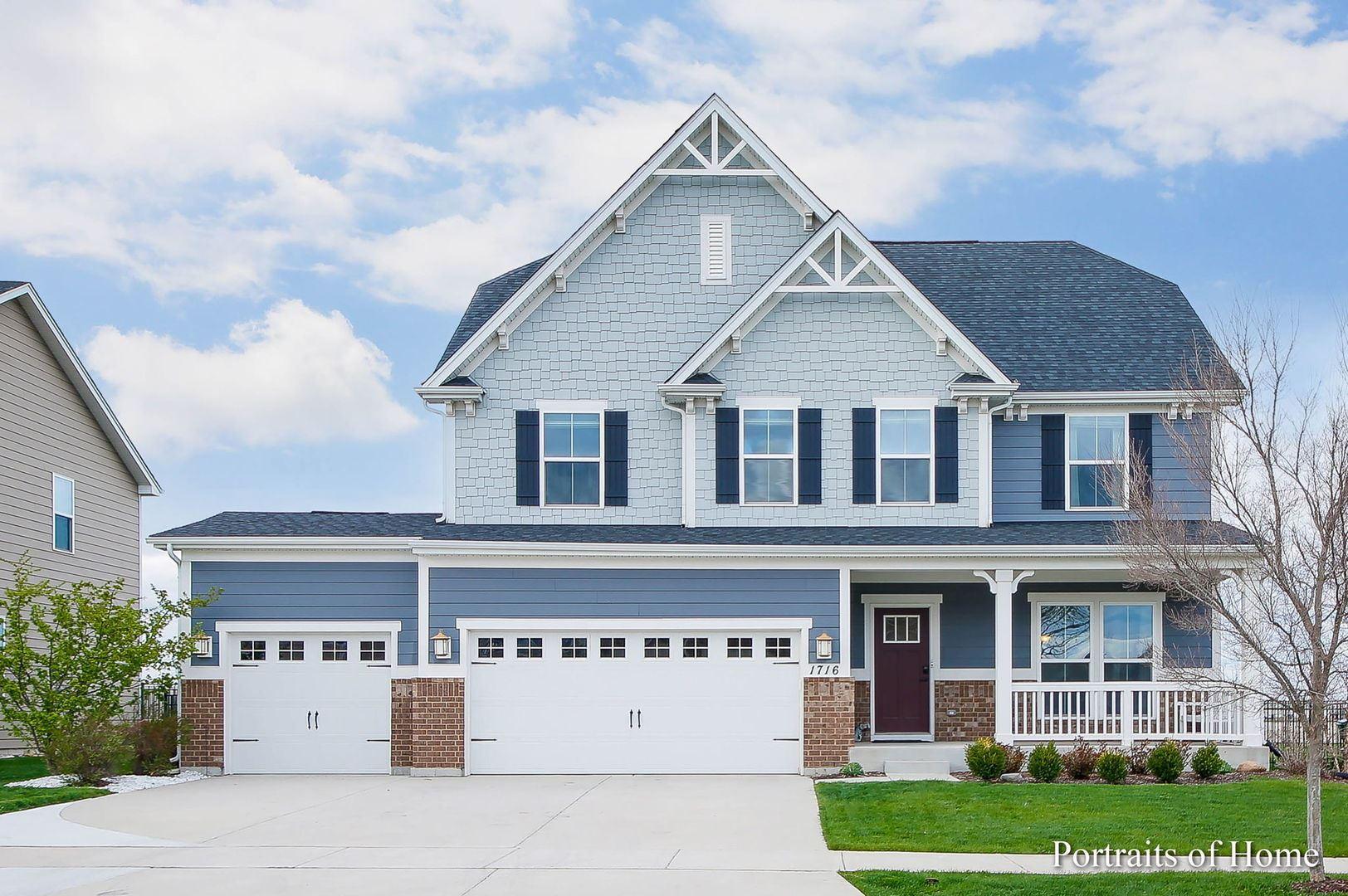 Photo of 1716 Moran Drive, Shorewood, IL 60404 (MLS # 11041357)