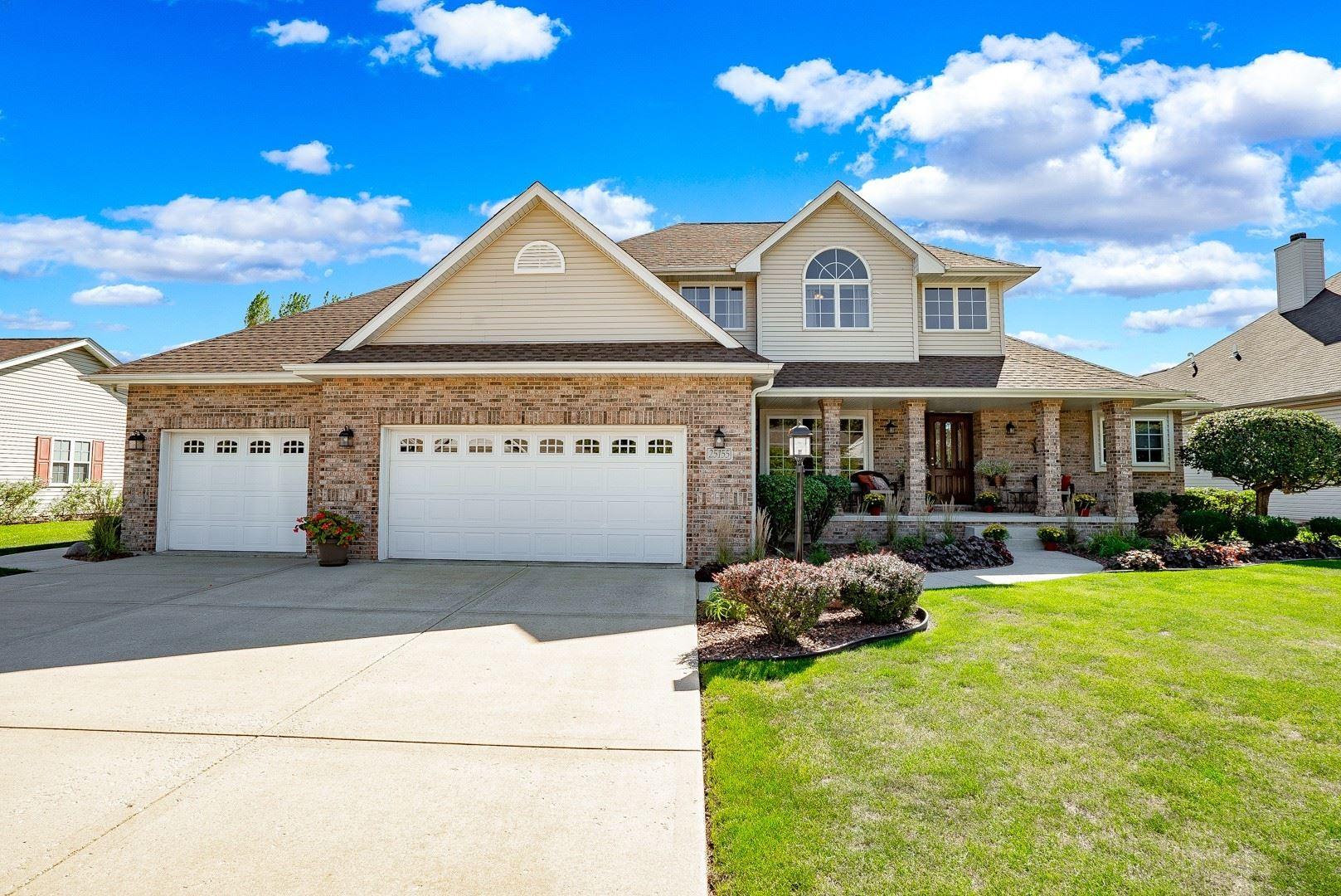 25155 W Meadowlark Drive, Channahon, IL 60410 - MLS#: 11234357
