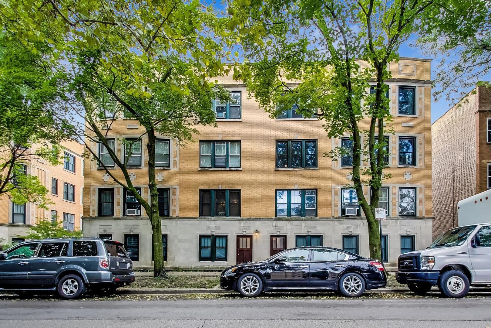 1225 W GRANVILLE Avenue #2B, Chicago, IL 60660 - #: 11247357