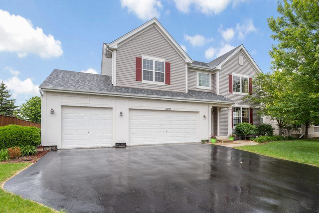 14707 Independence Drive, Plainfield, IL 60544 - #: 10521358