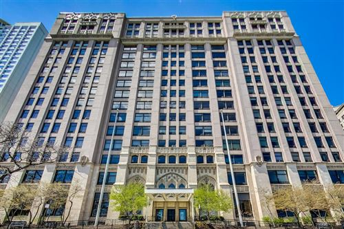 Photo of 680 N Lake Shore Drive #604, Chicago, IL 60611 (MLS # 11200359)