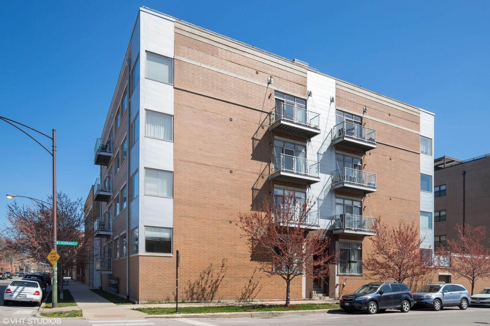 1162 W Hubbard Street #104, Chicago, IL 60642 - #: 10777360