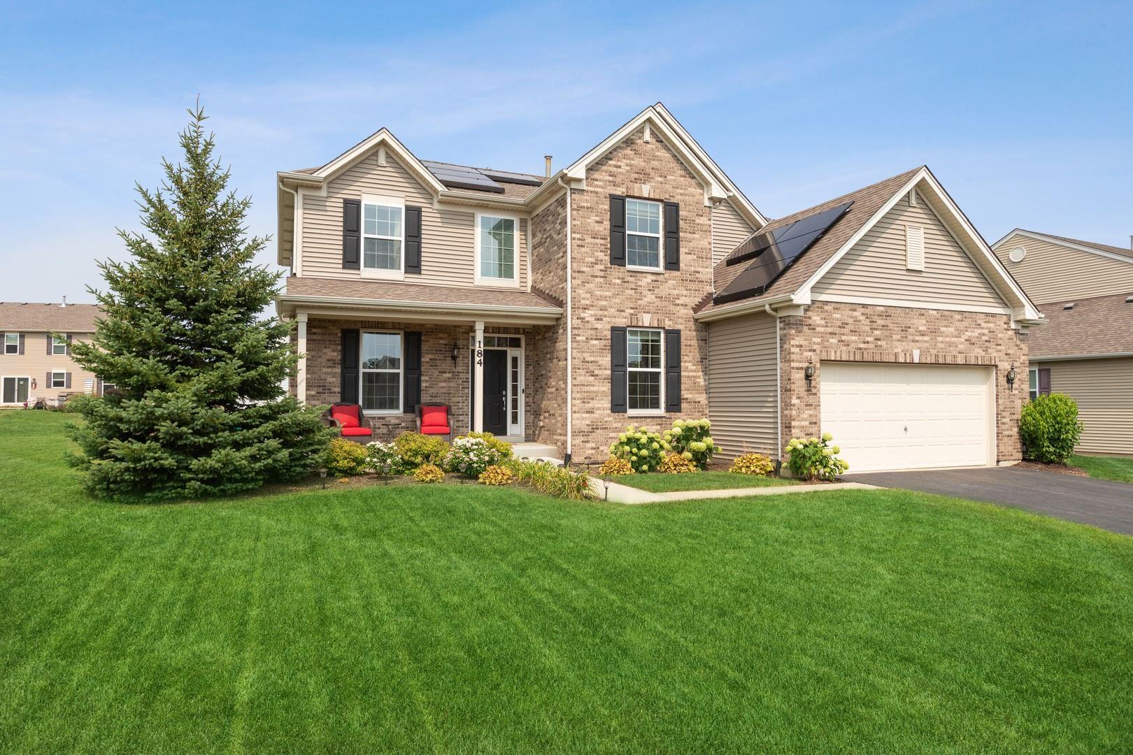 184 ASHTON Lane, Crystal Lake, IL 60014 - #: 11161360