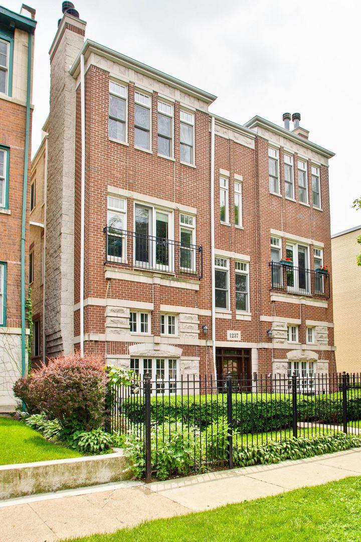 1237 W FARWELL Avenue #3W, Chicago, IL 60626 - #: 11234360