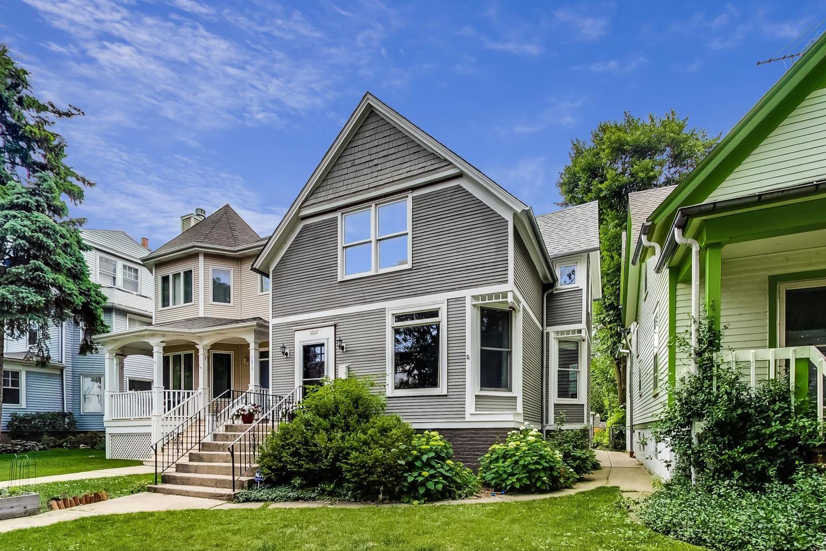 1813 Ashland Avenue, Evanston, IL 60201 - #: 10759361