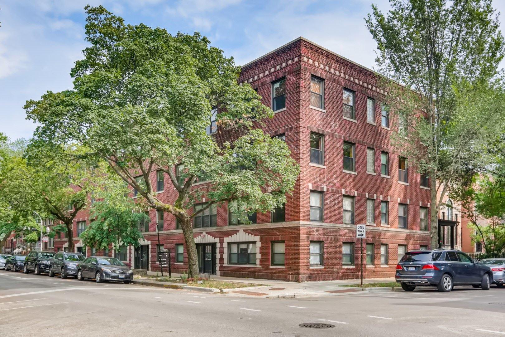 1255 W Roscoe Street #3, Chicago, IL 60657 - MLS#: 11222362
