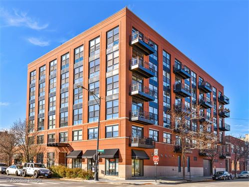Photo of 1260 W Washington Boulevard #401, Chicago, IL 60607 (MLS # 10969363)
