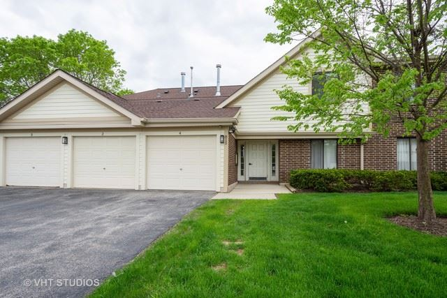 815 E Coach Road UNIT 3, Palatine, IL 60074 - #: 10536364