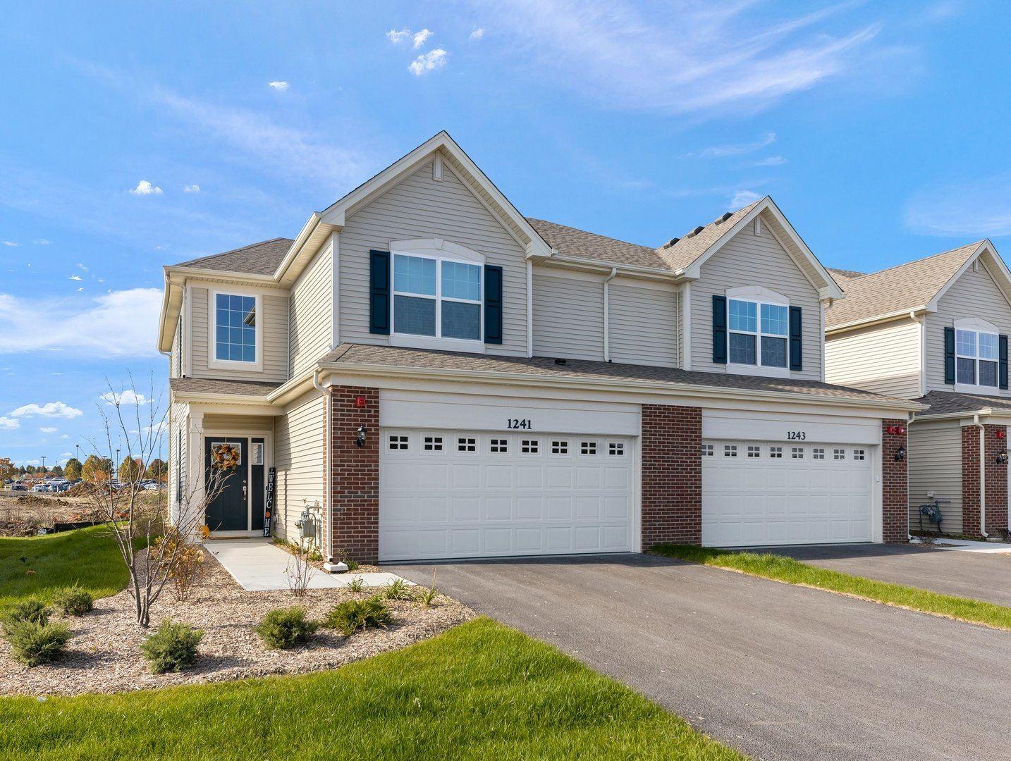 1163 Hawk Hollow Drive, Yorkville, IL 60560 - #: 11240364