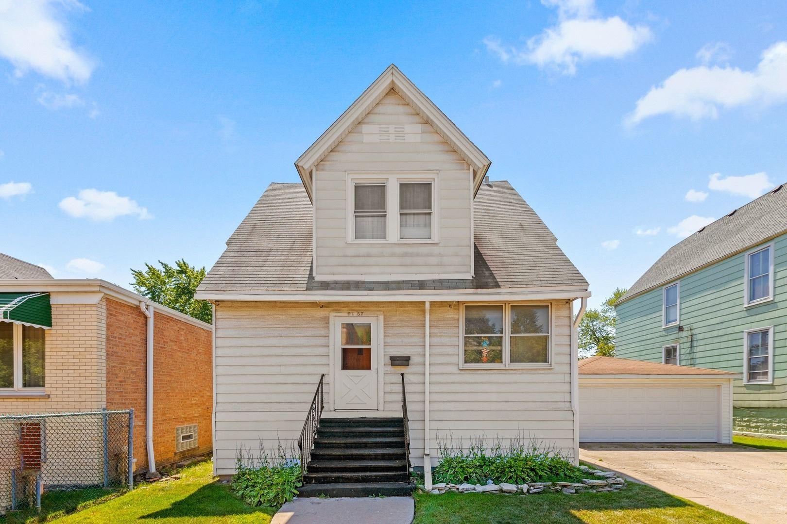 4167 W Addison Street, Chicago, IL 60641 - #: 11192365