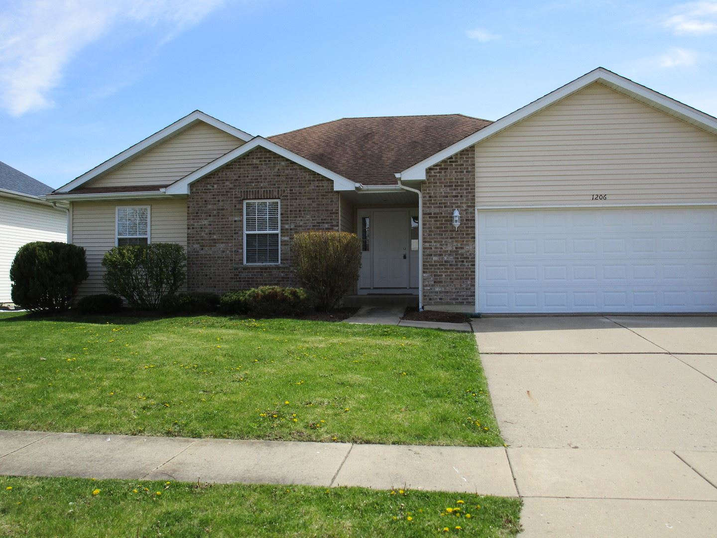 1206 Primrose Lane, Harvard, IL 60033 - #: 10709366