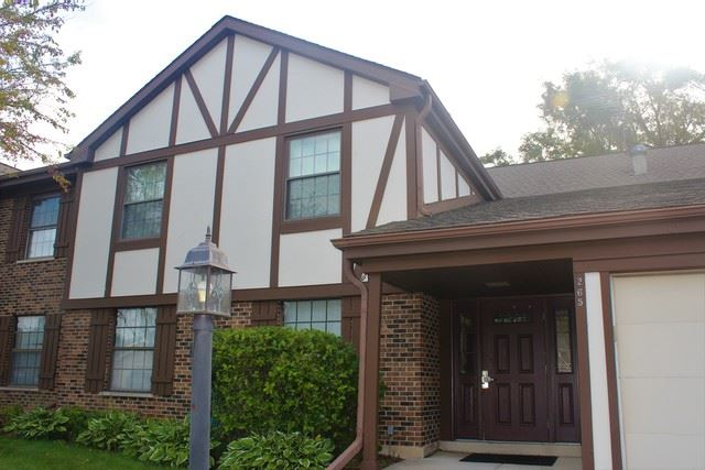 265 Buckingham Court UNIT D1, Schaumburg, IL 60193 - #: 10523367