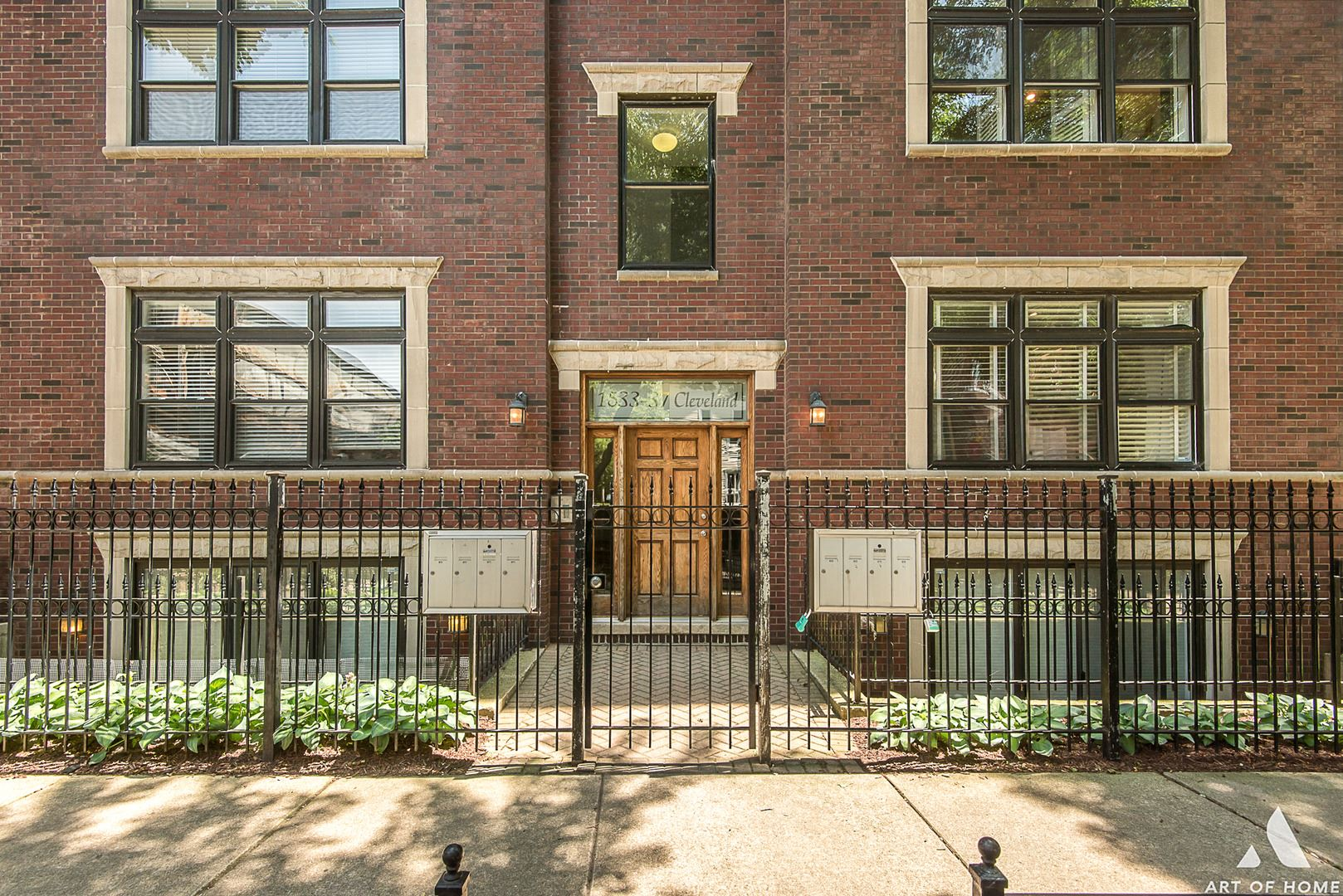 1537 N Cleveland Avenue #3N, Chicago, IL 60610 - #: 10785367