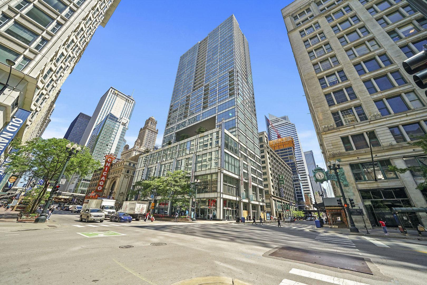 8 E Randolph Street #3001, Chicago, IL 60601 - #: 10747368