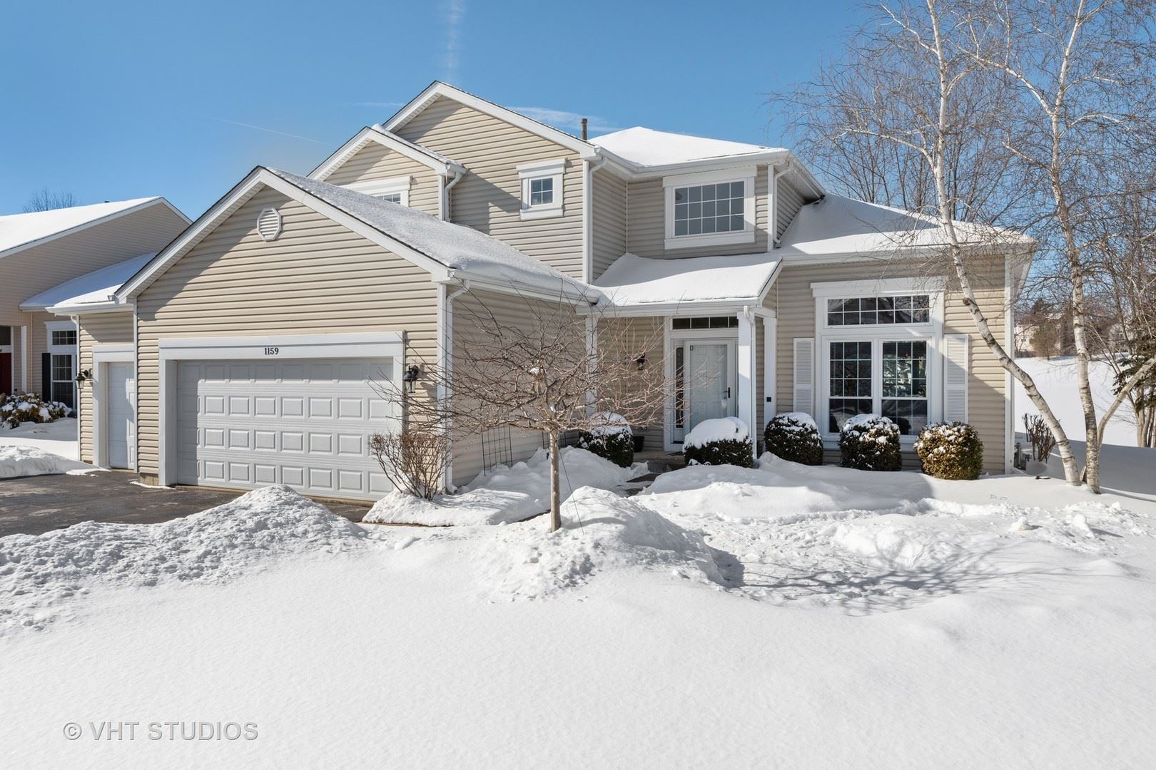 1159 Heavens Gate, Lake in the Hills, IL 60156 - #: 10977368