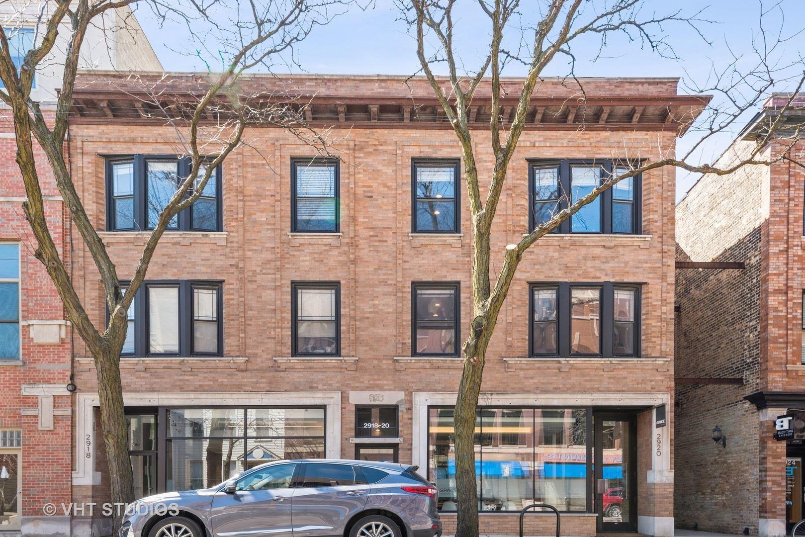2920 N Lincoln Avenue #2F, Chicago, IL 60657 - #: 11044369