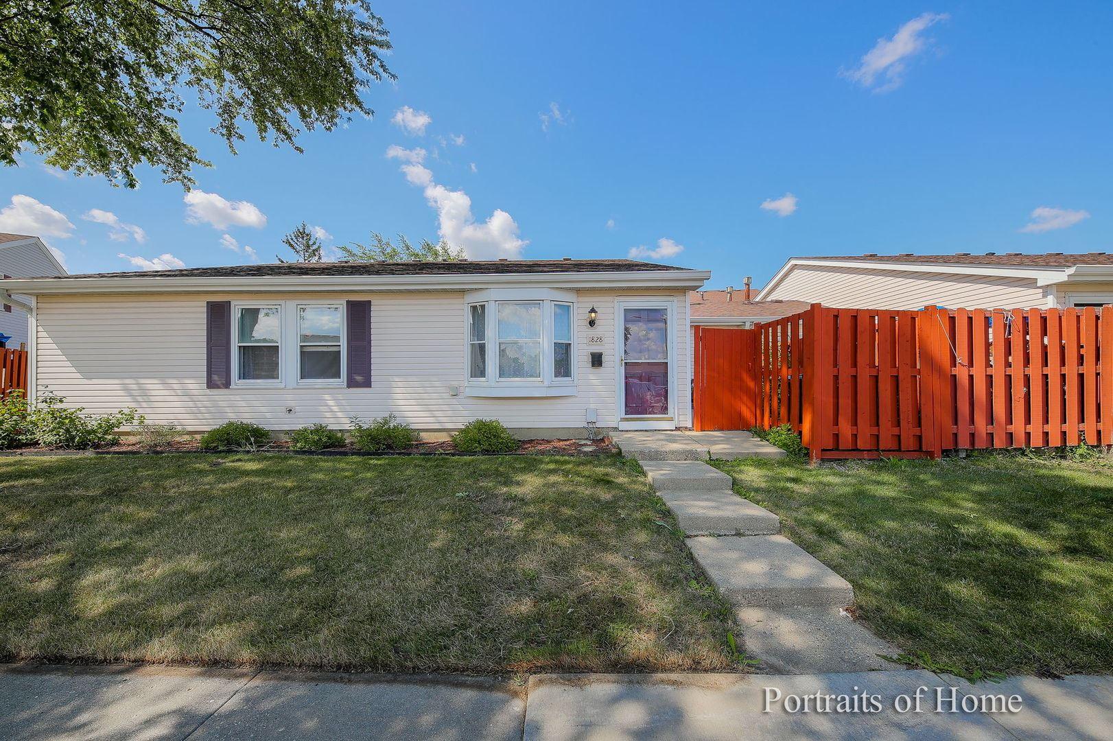 1828 Stockton Drive #1828, Hoffman Estates, IL 60169 - MLS#: 10811370