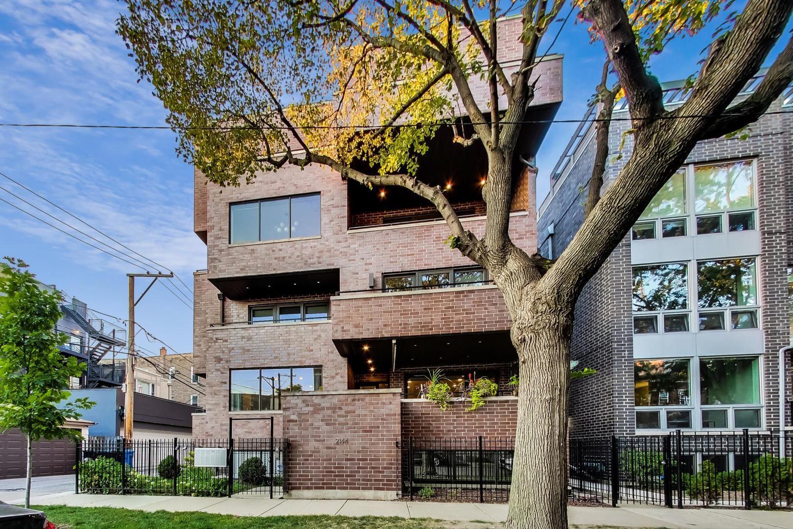 2144 W RICE Street #3E, Chicago, IL 60622 - #: 11224371