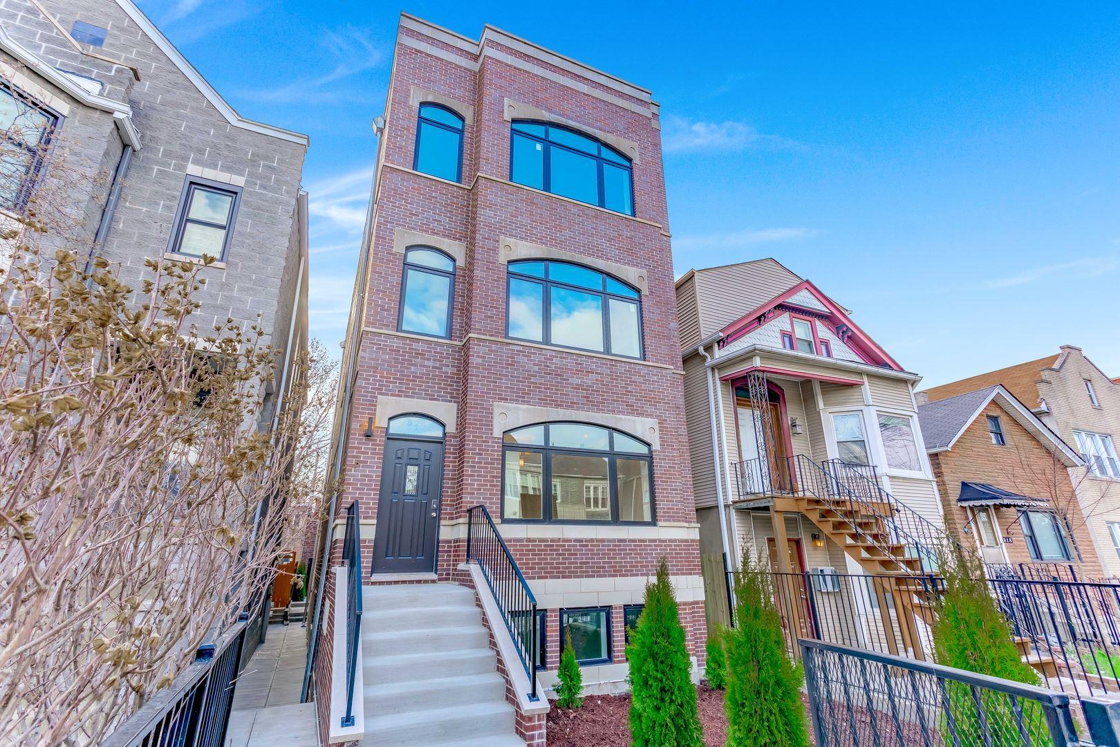 824 S Bell Avenue #1, Chicago, IL 60612 - #: 10772372