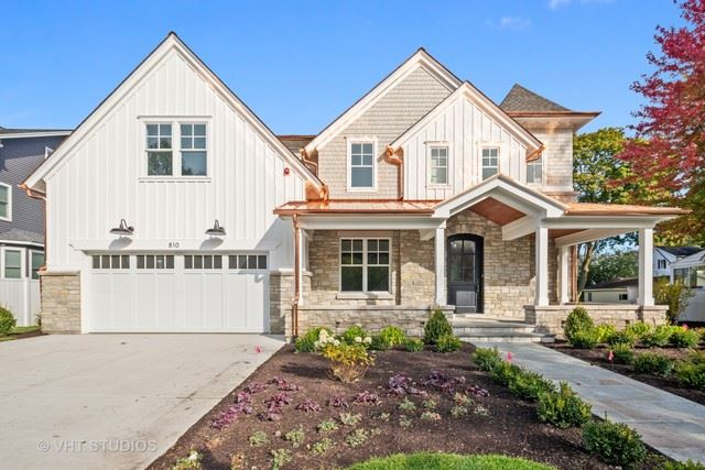 810 Highview Avenue, Glen Ellyn, IL 60137 - #: 10633373