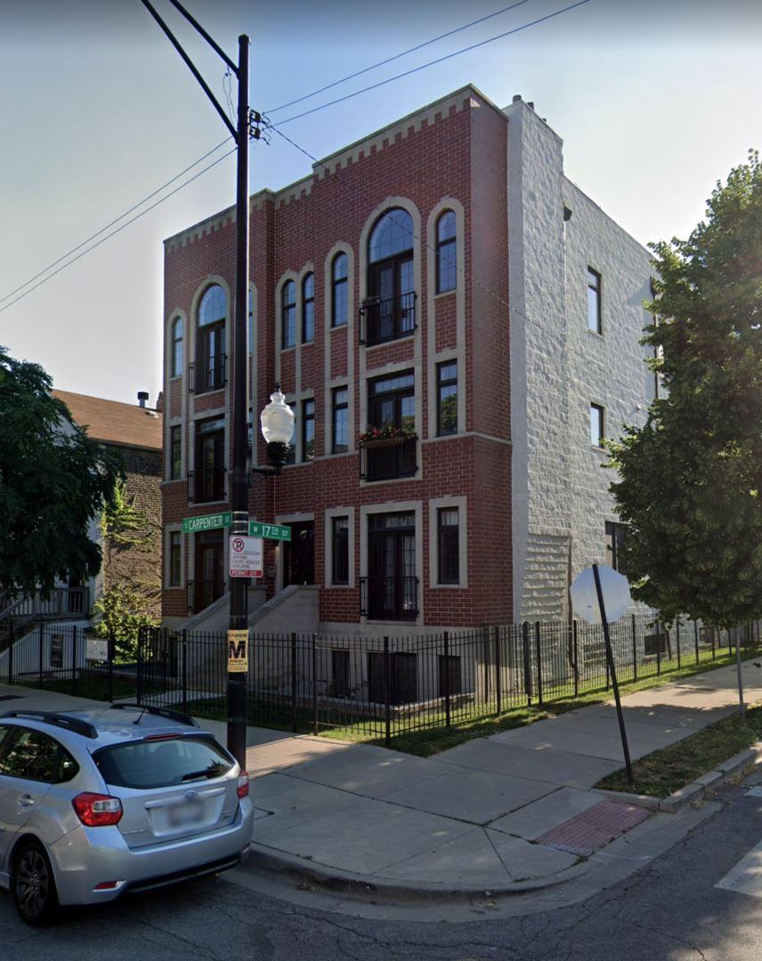 1704 S CARPENTER Street #3B, Chicago, IL 60608 - #: 10714373