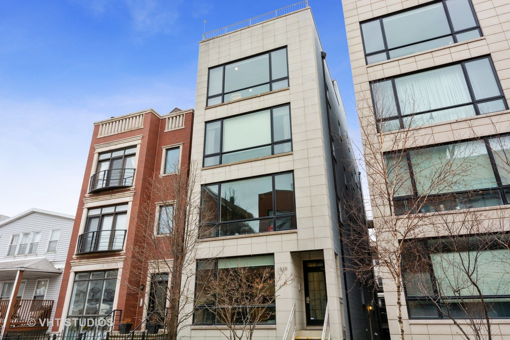1519 W FRY Street #1, Chicago, IL 60642 - #: 10743373