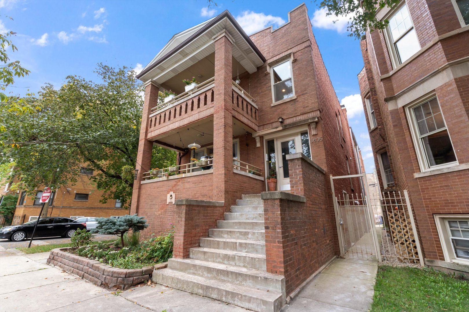 3835 W Wrightwood Avenue #2N, Chicago, IL 60647 - #: 11246373