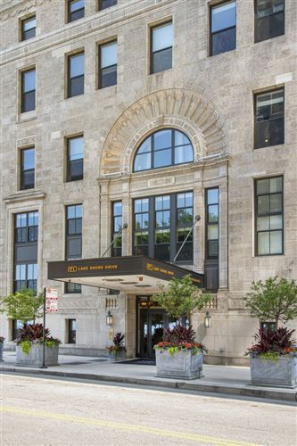 Photo of 850 N Lake Shore Drive #202, Chicago, IL 60611 (MLS # 11250375)