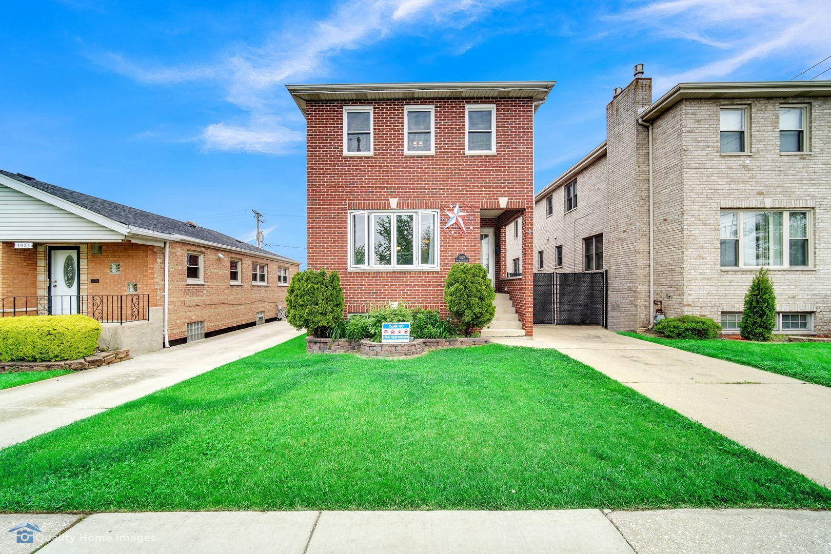 5929 S Austin Avenue, Chicago, IL 60638 - #: 10727375
