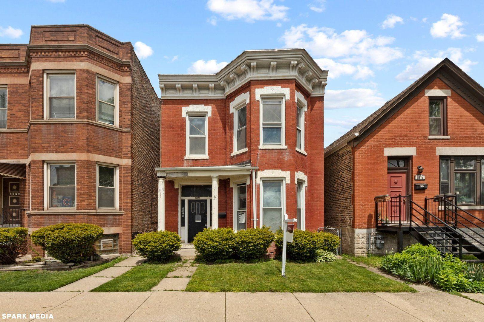 2318 W 35th Place, Chicago, IL 60609 - #: 11083375