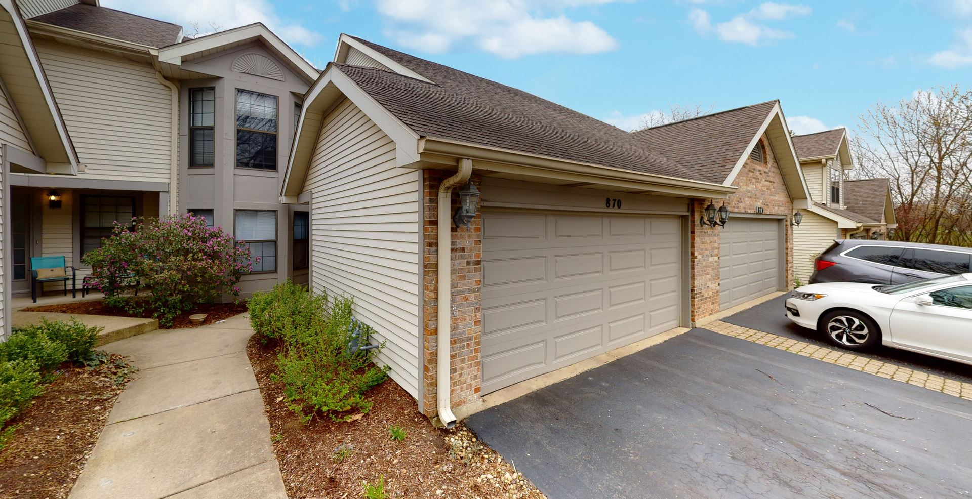 870 N Auburn Woods Drive, Palatine, IL 60067 - #: 10700376